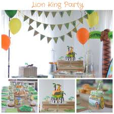 the party supplies lion king party the party ville party planner luxembourg