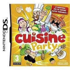 juex de cuisine cuisine sur nintendo ds jeux vidéo achat prix fnac