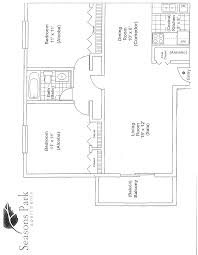 bank of america floor plan seasons park apartments aeon