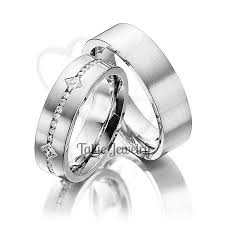 his and hers white gold wedding rings 210 best matching sets images on diamond wedding rings
