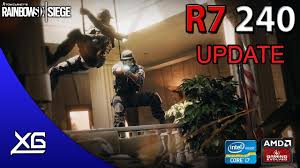 med siege rainbow six siege blood orchid 3 1 graphics r7 240 2gb ddr3 768p