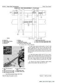 wiring diagram for john deere 2440 john deere wiring diagrams