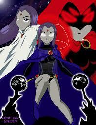 teen titans raven god palace deviantart