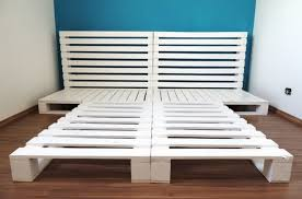 Crate Bed Frame Ideas For Wooden Pallet Recycling Recycled Things