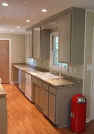 what is the best lighting for a galley kitchen recessed lighting in the galley kitchen ceiling recessed