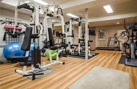 awesome home gym decorating ideas decoration curtain new at home