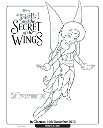 100 ideas disney tinkerbell printable coloring pages