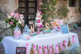 themed bridal shower kara s party ideas shabby chic book themed bridal shower via