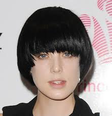jet black short hair 9 best bowl haircut short bowl hairstyles images on pinterest