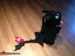Toothless Costume How To Train Your Dragon Toothless Baby Costume Photo 4 5