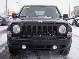 jeep patriot back used 2014 jeep patriot latitude for sale 1c4njpfb0ed531879