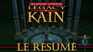 Resume Francais Blood Omen Legacy Of Kain Le Résumé Français Youtube