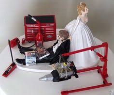 dragging groom cake topper classic car i ll u 4 wedding cake topper car wedding
