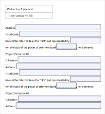 business agreement form sample loan agreement form business