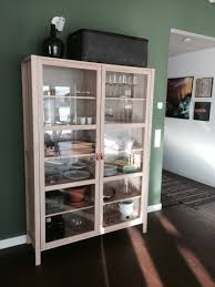 björksnäs ikea vitrinskåp skandinavian dalarna kitchen