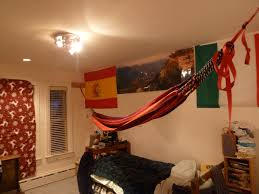 How To Hang A Hammock Chair Indoors Pt Iii Of Johns Bedroom Renovation Project Hanging A Hammock L