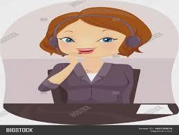 Front Desk Officer Illustration Front Desk Officer Vector Photo Bigstock Who Is