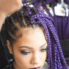 corn rolls under croshet hairstyle i tried diy crochet braids and this is what happened blavity