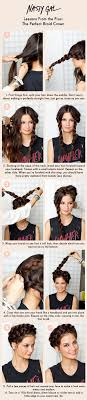 hairstyles with one elastic 20 easy no heat summer hairstyles for girls with long hair gurl