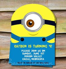 diy minion invitations despicable me 2 invitation printable minions birthday party