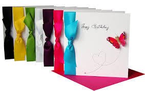 Invitation Cards Design With Ribbons Flutterby Fancies Birthday Cards New Design Made With Love Designs