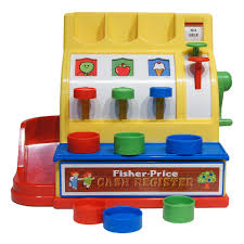 Fisher Price Toy Box Fisher Price Cash Register Toys