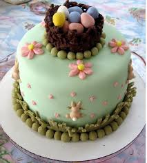 Easter Decorations For Cupcakes by Collage Of Life Creative Easter Decorating Ideas For You