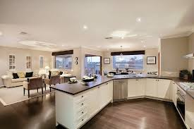 decorating ideas for open living room and kitchen open kitchen great room plans open kitchen living room designs