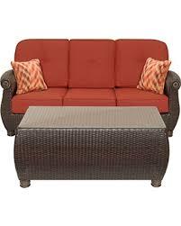 Lazy Boy Patio Furniture Cushions Here S A Great Deal On La Z Boy Outdoor Breckenridge Resin Wicker