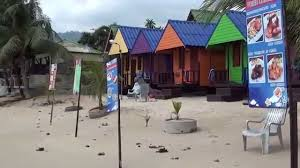 new hut lamai beach 1 2 ko samui 19 12 2014 youtube