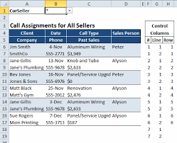 create variable length dynamic reports linked to excel tables