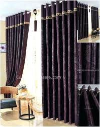 Grey And Purple Curtains Purple And Grey Curtains Plum Purple Curtains Medium Size Of