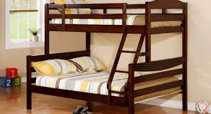 furniture double deck bed modern kids bedroom with bunk beds 4