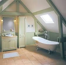 Bathroom Ideas Country Style Luxury Clawfoot Tub Bathroom Design Attic Country Ideas With Mint
