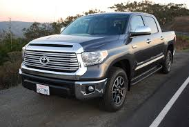 Toyota Tundra Diesel 2014 Tundra Car Reviews And News At Carreview Com