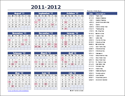 Excel 2010 Calendar Template Yearly Calendar Template For 2016 And Beyond