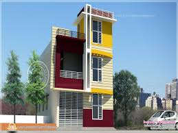 Front Elevation For House 2 Floor Front Elevation With Modern House View Single Gallery
