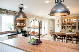 Furniture Of Kitchen Kitchen Makeover Ideas From Fixer Upper Joanna Gaines Hgtv And