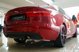 jaguar back first drive impression jaguar xe 25t r sport lowyat net cars