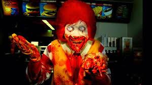 Ronald Mcdonald Halloween Costume U201d Parody Featuring Ronald Mcdonald Deliciously Gory