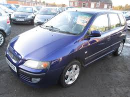 mitsubishi cars 2004 used mitsubishi space star cars for sale motors co uk