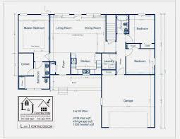 ranch floor plans open concept ranch floor plans with split bedrooms ideas also charming open