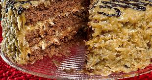 german chocolate cake by savannah u0027s candy kitchen goldbely