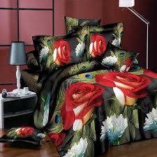 compare prices on peacock comforter set online shopping buy low 2017 new design 3d set style spring bedding sets duvet cover bed sheet pillowcase 4pcs peacock