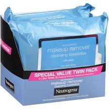 neutrogena makeup removing wipes 25 count twin pack amazon in