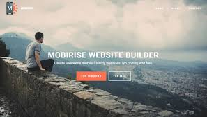 Online Resume Builder For Mac Mobirise Review Free Drag And Drop Website Builder Tool