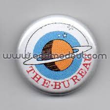 bureau om the bureau 1inch button pinback badge mcspooky bootique on artfire