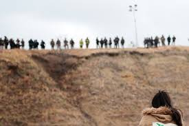 what to say on thanksgiving day what standing rock meant for those who took part standing rock u0027s