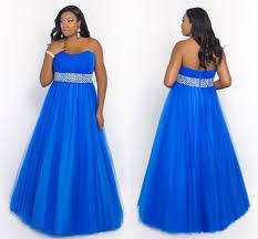 royal blue plus size prom dress fashion dresses