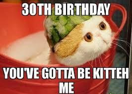 30th Birthday Meme - 30th birthday memes wishesgreeting